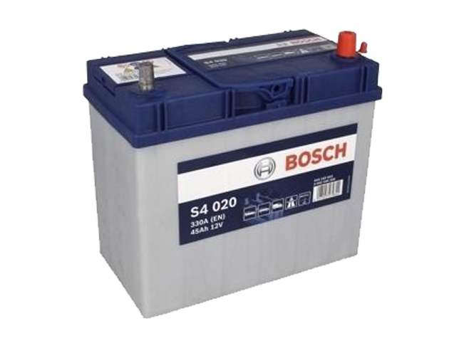 AUTOBATERIE BOSCH S4 12V 45AH 330A 0 092 S40 200