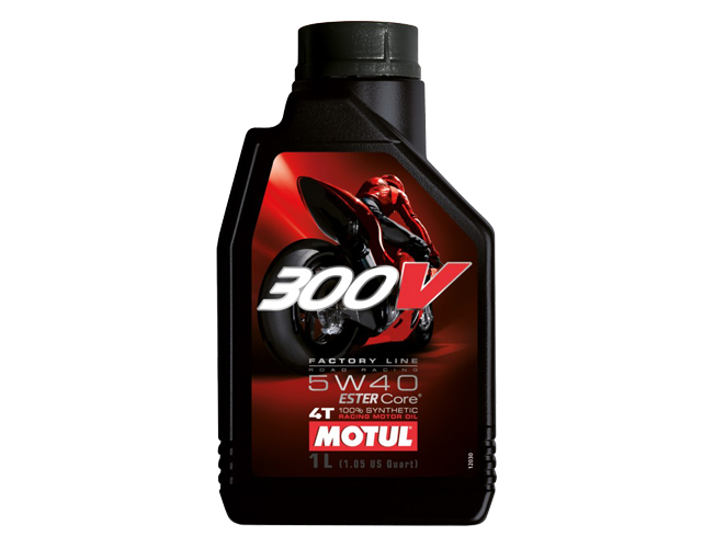Motul 300V Factory Line Off Road 5W-40 1 l