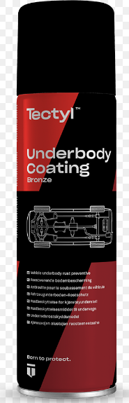 Valvoline Tectyl Underbody Coating Bronze 500 ml