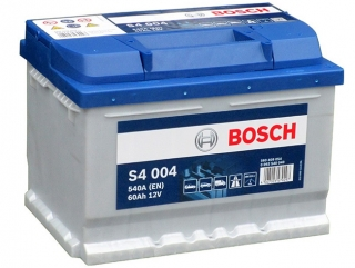 AUTOBATERIE BOSCH S4 12V 60AH 540A 0 092 S40 040
