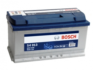 AUTOBATERIE BOSCH S4 12V 95AH 800A 0 092 S40 130