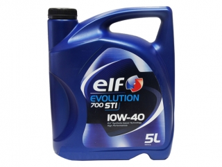OLEJ ELF EVOLUTION 700 STI 10W-40 5L