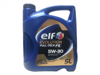 OLEJ ELF EVOLUTION FULL-TECH FE 5W-30 5L