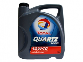 OLEJ TOTAL QUARTZ 7000 10W-40 5L