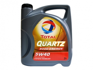 Total Quartz 9000 Energy 5W-40 5 l