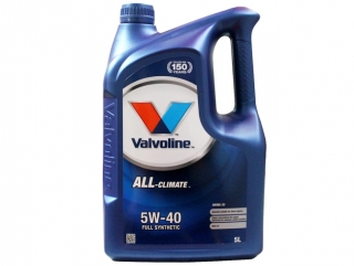 Valvoline All Climate Diesel C3 5W-40 5 l