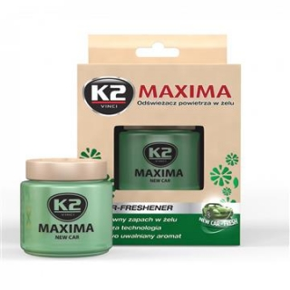 K2 Maxima Gelový NEW CAR 50 ml