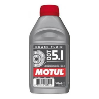Motul DOT 5.1 Brake Fluid 500 ml