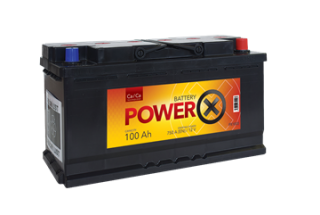 POWERX NEW 12V/100 AH CA/CA
