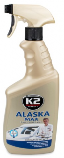 K2 ALASKA MAX 700 ml - Rozmrazovač skel do -70°C
