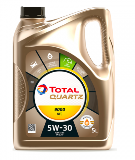 Total Quartz 9000 Future NFC 5W-30 5 l