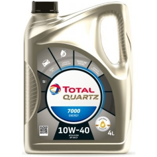 Total Quartz 7000 Energy 10W-40 4 l