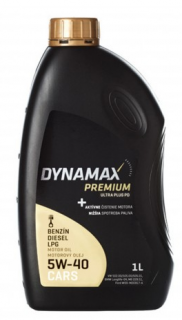 Dynamax Premium Ultra Plus PD 5W-40 1 l