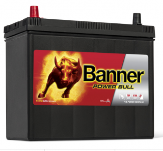 Banner Power Bull 12V 45Ah 390A P45 24