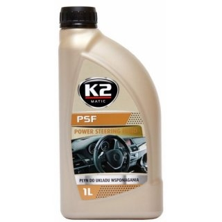 K2 Power Steering Fluid 1 L