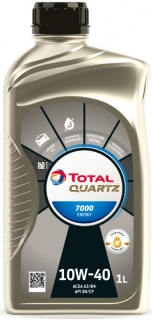 Total Quartz 7000 Energy 10W-40 1 l
