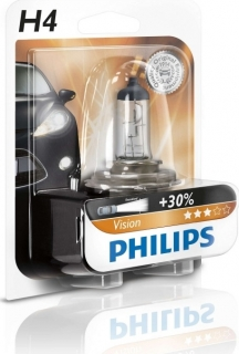 Philips Vision 12342PRB1 H4 P43t-38 12V 60/55W