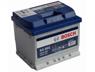AUTOBATERIE BOSCH S4 12V 44AH 440A 0 092 S40 010
